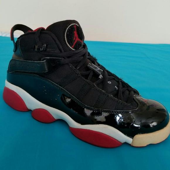 bbb0f31e4b7 Nike Shoes | Air Jordan 6 Rings Size 65 Men 8 Women | Poshmark